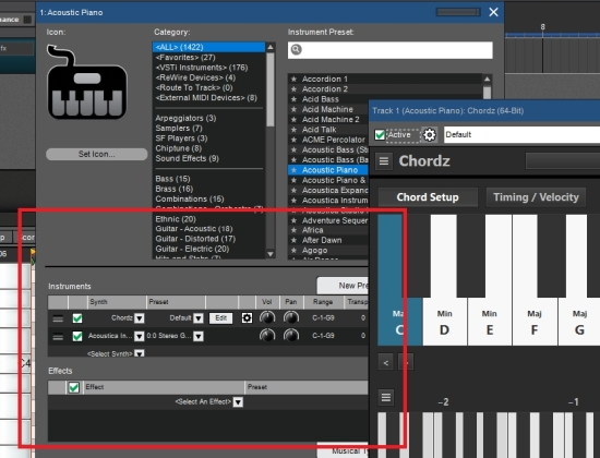 FAQ - MIDI Routing in Mixcraft